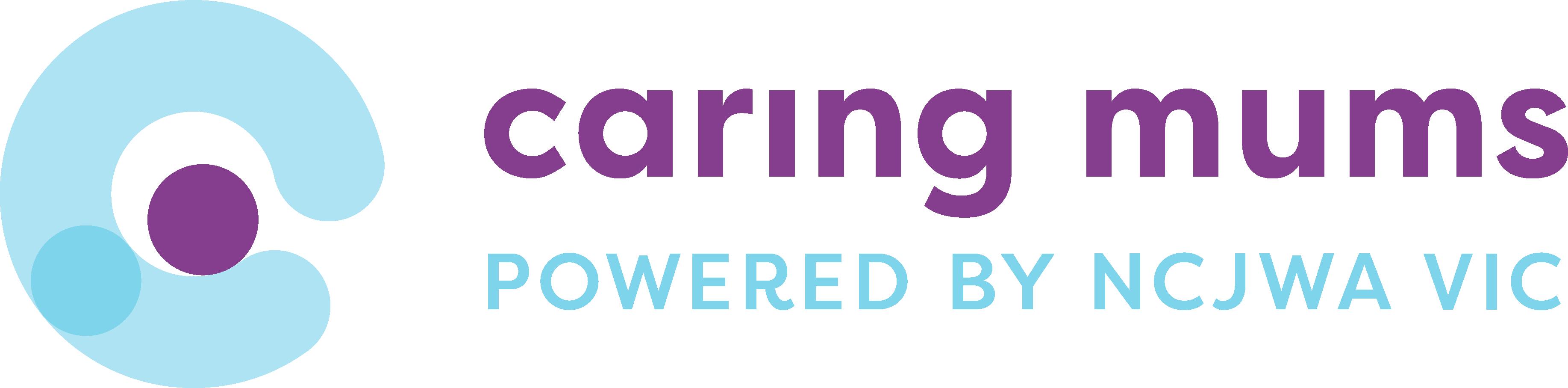 Caring Mums Logo