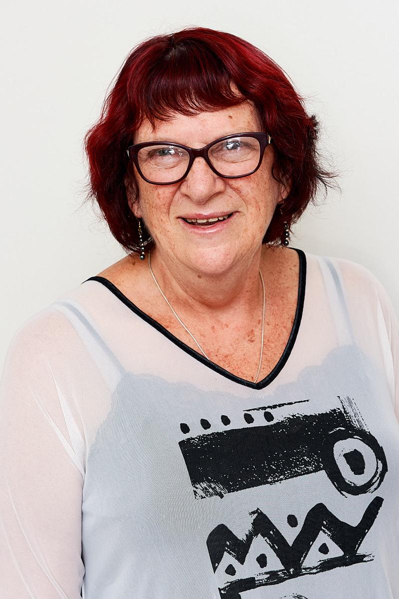 Helen Nathan, Caulfield Seniors Club Coordinator