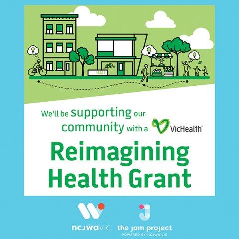 VicHealth grant
